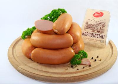 Бородінські